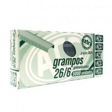 Grampo 26/6 Galvanizado ACC