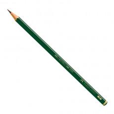 Lápis Preto Castell 9000-3B